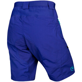 Endura Hummvee II Korte Broek Dames, kingfisher
